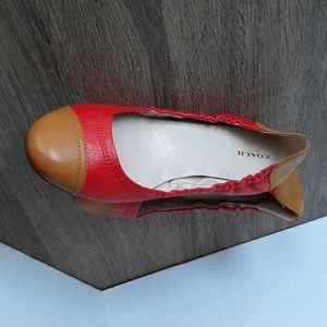 🔸️Coach Dress Shoes Women Size 12